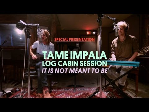meant to be - Tame Impala perform a special in-studio version of