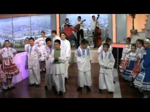 KPD Šafarik Dobanovci 06.04.2014. na snimanju u Happy TV 4/7 (видео)