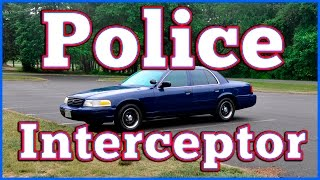 3. Regular Car Reviews: 2000 Ford Crown Victoria P-71 Police Interceptor