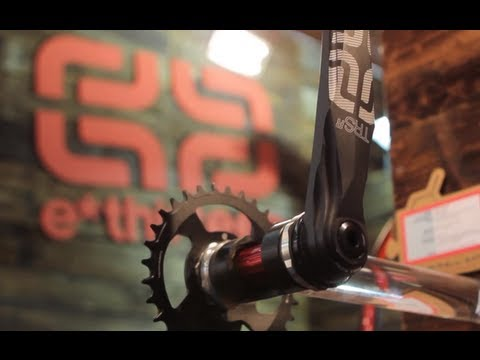 E*Thirteen TRS Race Crankset, Race Enduro Wheelset – Best New MTB Gear 2014