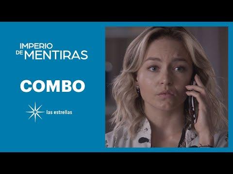 Imperio de mentiras: Elisa es manipulada por Fernanda | C- 32 | Las Estrellas