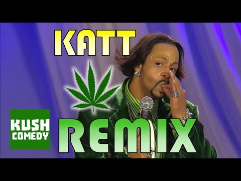 steveporter - Superstar Comedian Katt Williams delivers with this hilarious remix by DJ Steve Porter. Buy the track on iTunes: http://j.mp/katweedremix Text KATT9A to 3030...