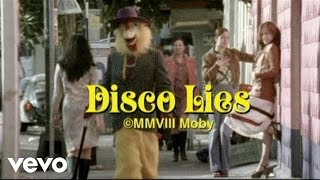 Moby - Disco Lies music video