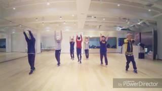 Dream in a dream / NCT Ten practice HD (fix video light ver. 2)