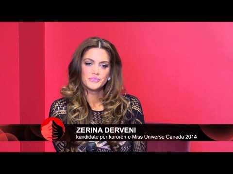 Zerina Derveni - Pasqyra Shqiptare