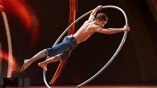 Billy George circus acrobat - Britain's Got Talent 2012 Live Semi Final - UK version