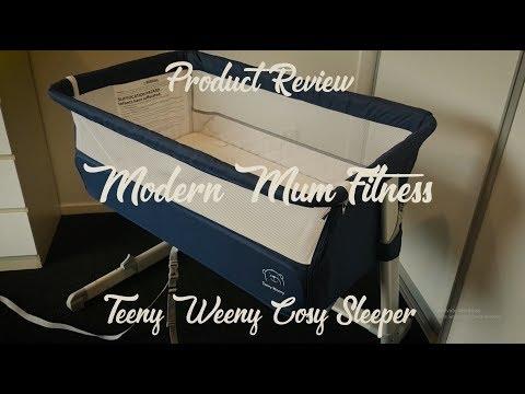Teeny Weeny Cozi Sleeper Crib Bassinet Review