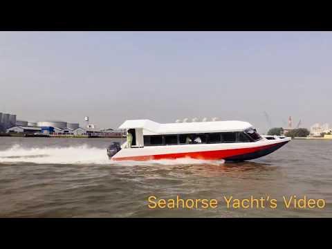 Du Thuyền Ngựa Biển - Tàu cấp SB 40 chỗ