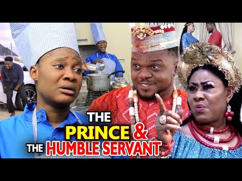 THE PRINCE & THE HUMBLE SERVANT 1&2 - NEW MOVIE Mercy Johnson / Ken Erics 2020 Latest Nigerian Movie