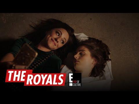 """""""The Royals"""" Jasper Recap: Season 4, Ep. 8   E!"""