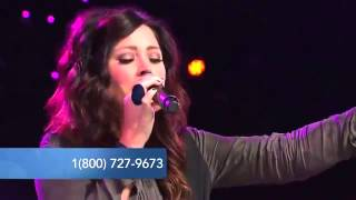 Kari Jobe Sings - You Are For Me [LIVE]