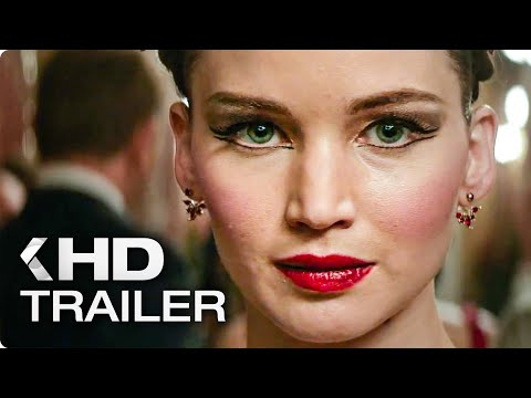 RED SPARROW Trailer 2 (2018)