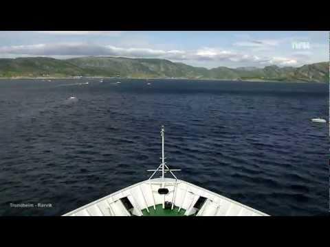 Hurtigruten Minutt for Minutt - the complete voyage in 37 minutes.