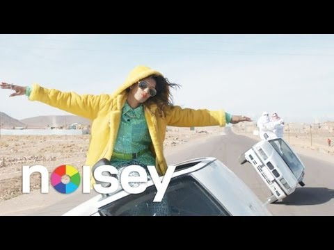 M.I.A- Bad Girls Video