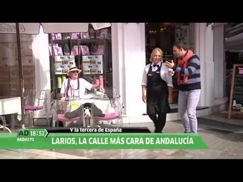 La calle más cara de Andalucía