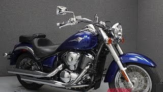 8. 2010  KAWASAKI  VN900 VULCAN 900 CLASSIC  - National Powersports Distributors