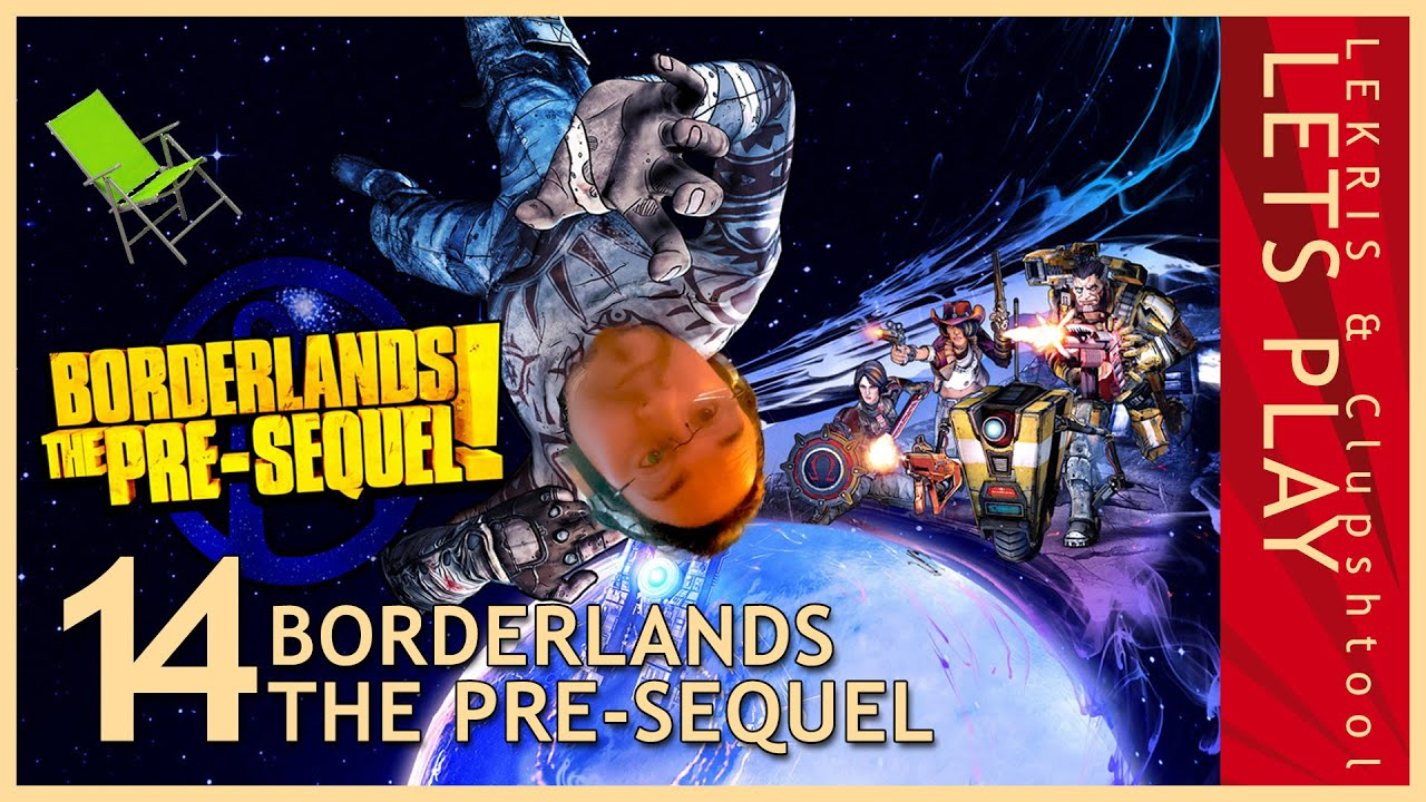 Let's Play Together Borderlands - The Pre-Sequel #14 - Looten wird völlig überbewertet