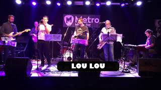 Video It's Your Thing, Lou Lou band,  Metro Music bar Brno