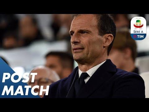Allegri & Gattuso Speak After Juve's Win | Juventus 2-1 Milan | Serie A - Thời lượng: 4 phút, 47 giây.