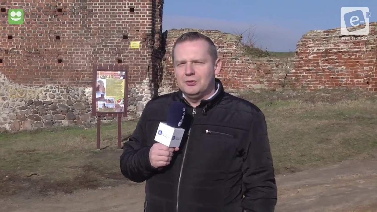 Dawno Temu w Kole: Ruiny kolskiego zamku