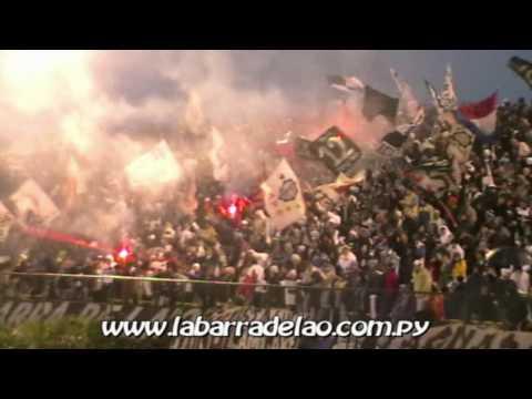 """LBO - """"..Tus colores asi yo lo senti.."""" -  Clausura 2010 - La Barra del Olimpia - Olimpia"""