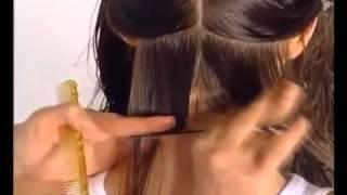 какую прическу можно сделать на густые волосы
