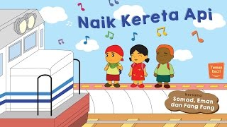 Music | Lagu anak Indonesia | Nursery Rhymes | Naik Kereta Api Video