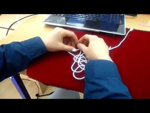 Halime Çalışkaner kolye yapımı
