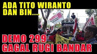 Video ADA TITO, WIRANTO DAN BIN, DEMO 299 STRESS, FRUSTRASI DAN GAGAL MP3, 3GP, MP4, WEBM, AVI, FLV Februari 2018