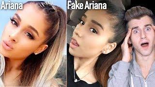 Video Celebrity Look Alikes That Are Super Creepy *Doppelgangers* MP3, 3GP, MP4, WEBM, AVI, FLV Oktober 2018