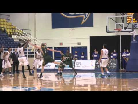 UBC Thunderbirds vs Alberta Golden Bears – Men's Basketball January 10, 2014