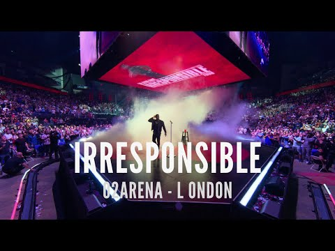 Kevin Hart - Irresponsible Tour - O2 Arena, London