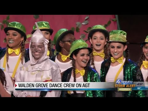 Video Local dance team at Walden Grove High School compete on AGT download in MP3, 3GP, MP4, WEBM, AVI, FLV January 2017