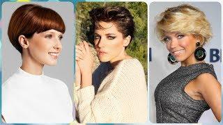 20 ideias de  corte de cabelo curto feminino 40 anos outono 2018