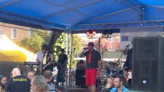 Video Pokračující Závada - Voják (live 15.8.2015)