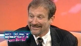 Video Robin Williams Interview Mrs Doubtfire & Aladdin Voices To Family Life   Blast From The Past MP3, 3GP, MP4, WEBM, AVI, FLV Desember 2018