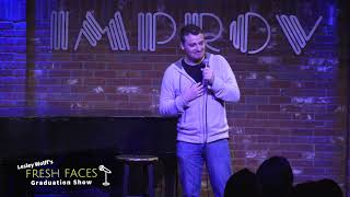 Alec James Stand-Up at The Improv