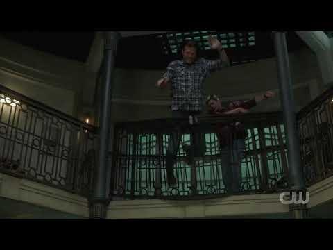 Supernatural   Deanmon kills Sam   S15E05