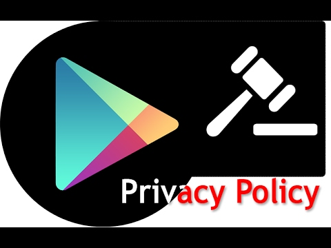, title : 'Privacy Policy issue in Google Play Console'