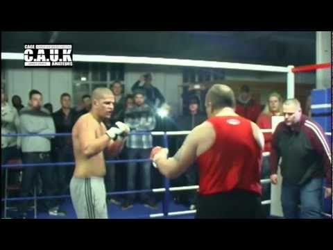 Knuckle - Bare Knuckle Boxing bout between Seth Jones vs Ross Mc Chittock at B-BAD 3 held at Elite Combat Gym in Leicester. Cage Amateurs UK were there to record thing...