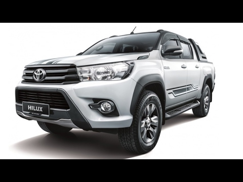 2017 Toyota HiLUX 2.4G LIMITED EDITION