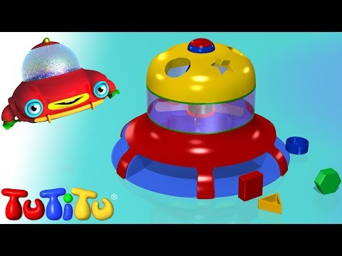 TuTiTu Toys | Shape Sorter Toy