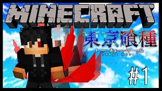 Video Minecraft: Tokyo Ghoul Let's Play - Episode 1 From Human To Ghoul MP3, 3GP, MP4, WEBM, AVI, FLV Juli 2018