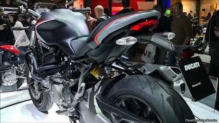 7. 2019 Ducati Monster 821 Stealth Walkaround