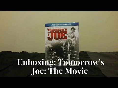 Unboxing: Tomorrow's Joe: The Movie