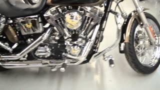 10. 2005 Harley Davidson FXDL-I Dyna Low Rider In Smokey Gold/Vivid Black