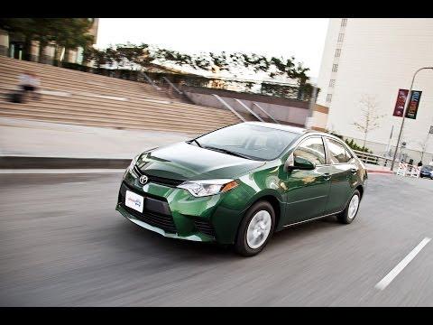 2014 Toyota Corolla Video Review — Edmunds.com