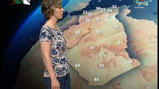 Prévisions météorologiques - 2 juillet 2020