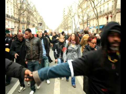 Manifestation Continuité Liyannaj Kont Pwofitasyon