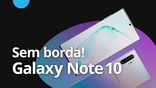 Google tradutor - Galaxy Note 10: praticamente sem bordas [CT News]